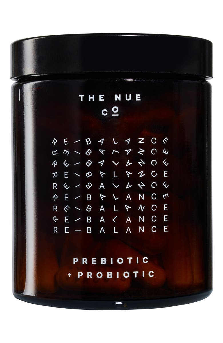 THE NUE CO Prebiotic + Probiotic Dietary Supplement, Main, color, No Color