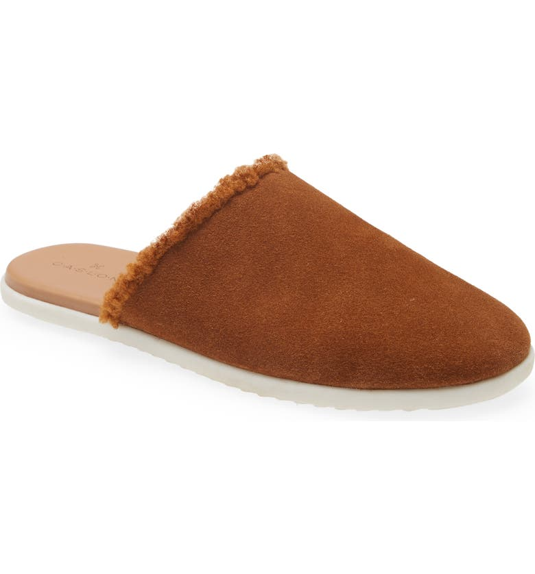 CASLON<SUP>®</SUP> Alise Slipper, Main, color, CHESTNUT