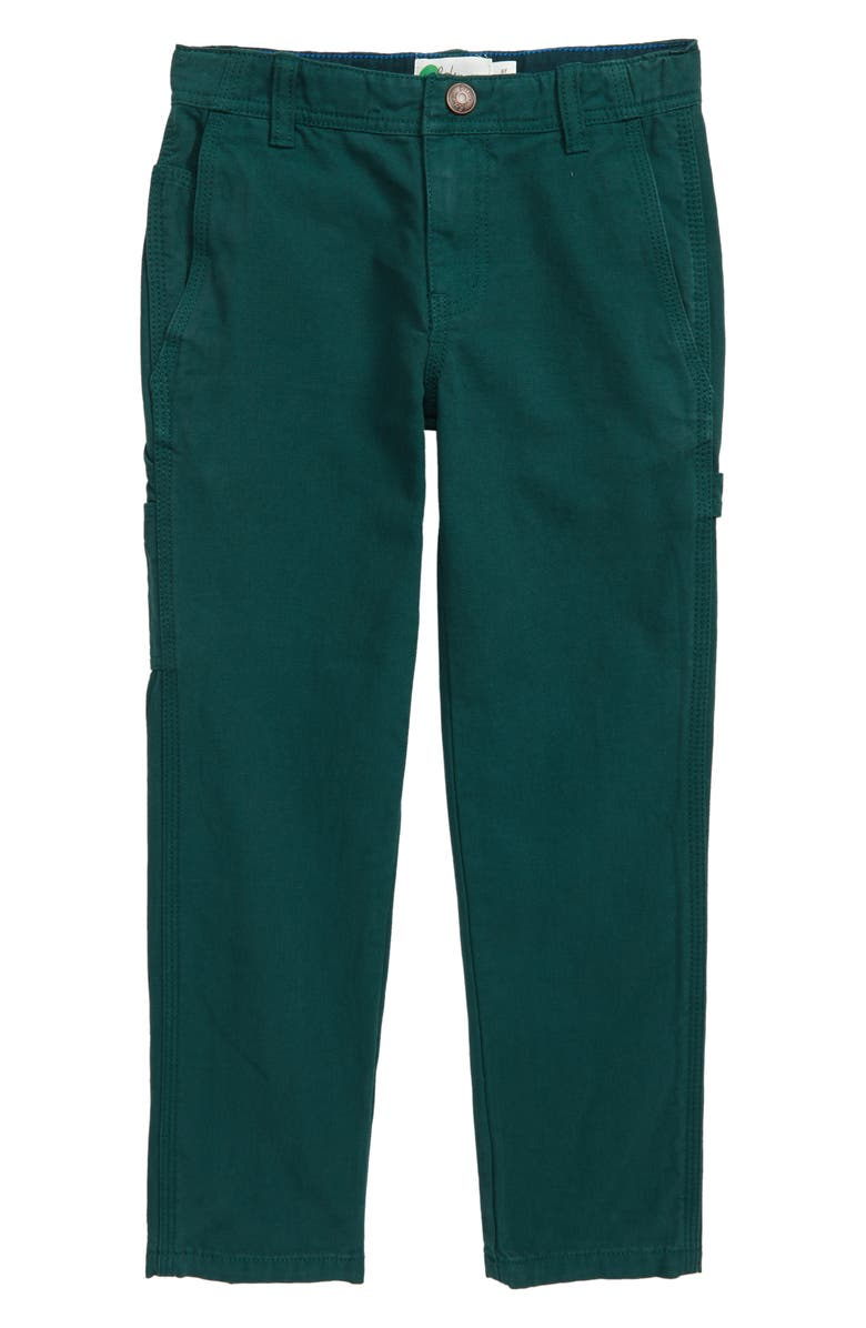 MINI BODEN Relaxed Carpenter Pants, Main, color, 304
