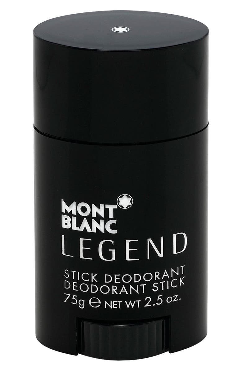 MONTBLANC Legend Deodorant Stick, Main, color, No Color
