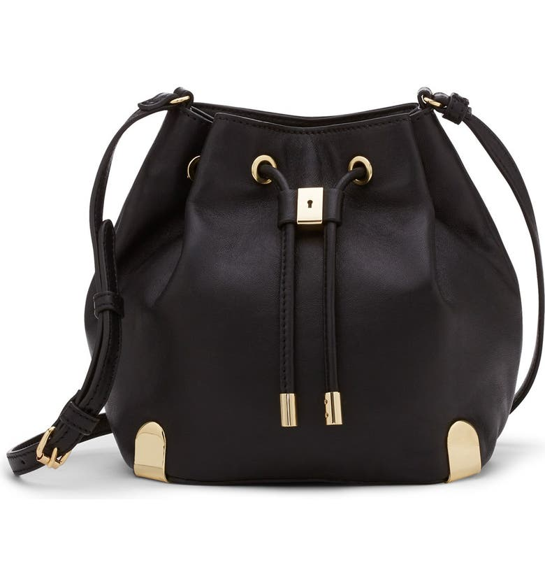 VINCE CAMUTO 'Janet' Crossbody, Main, color, 001