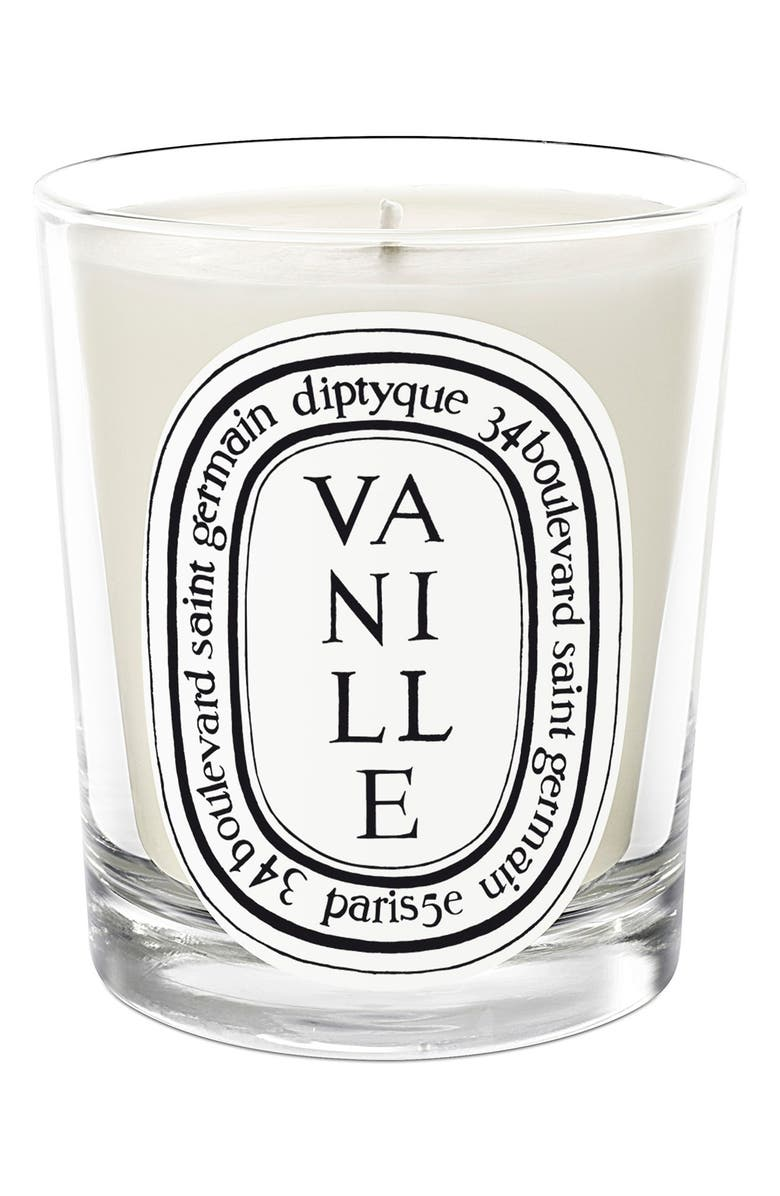 DIPTYQUE Vanille Scented Candle, Main, color, NONE