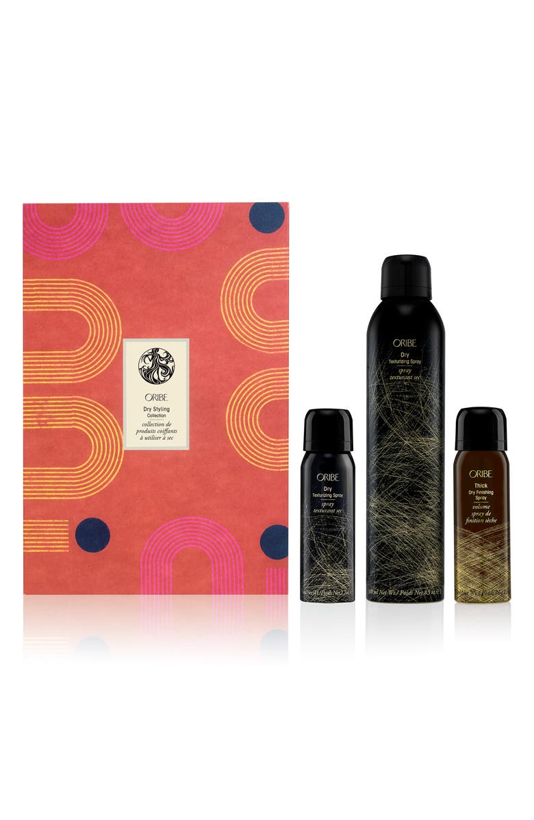 ORIBE Dry Styling Set, Main, color, 000