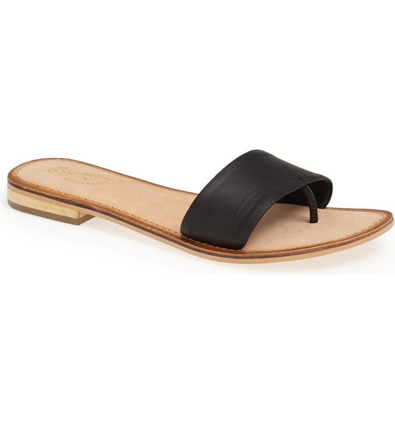 SEYCHELLES 'City Slicker' Thong Sandal, Main, color, 001
