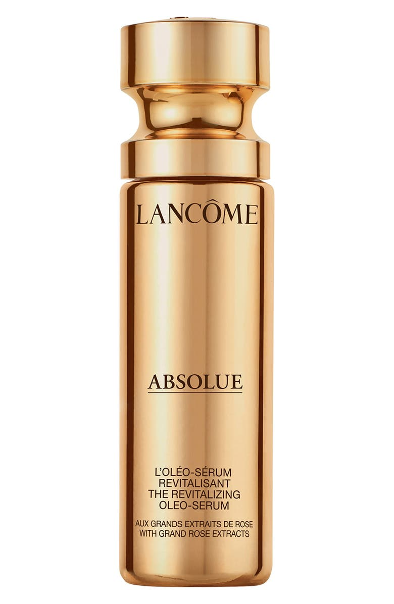 LANCÔME Absolue The Revitalizing Oléo-Serum with Grand Rose Extracts, Main, color, No Color