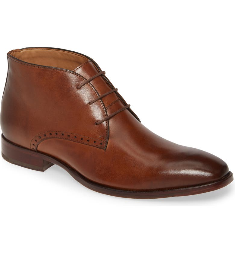 JOHNSTON & MURPHY McClain Chukka Boot, Main, color, 235
