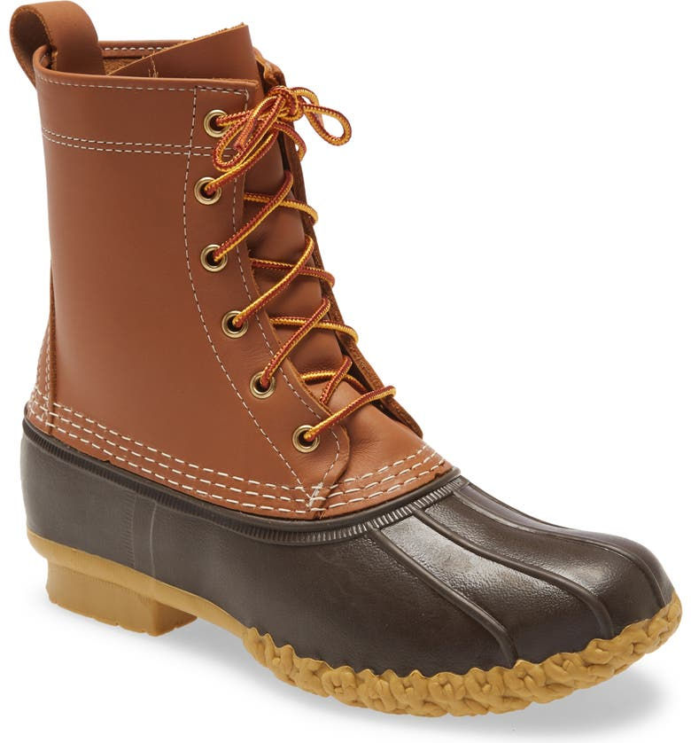 L.L.BEAN Thinsulate<sup>™</sup> Insulated Boot, Main, color, TAN/ BROWN