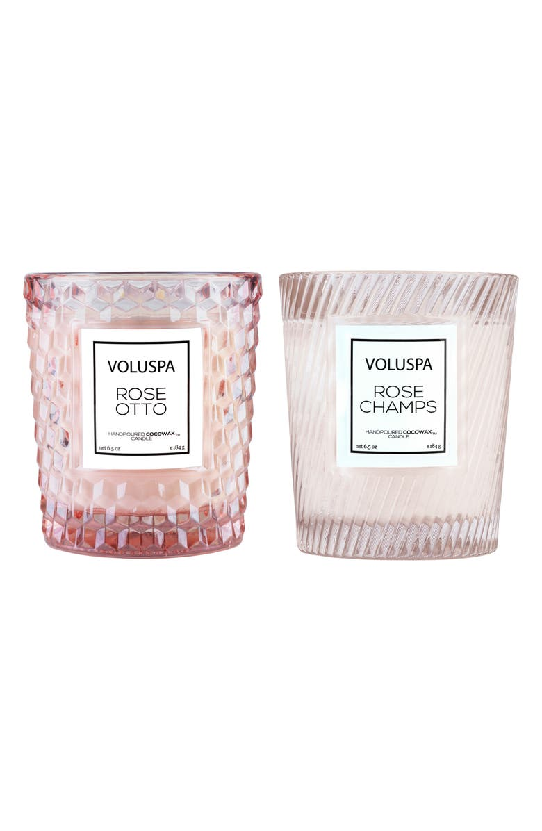 VOLUSPA Classic Candle Duo, Main, color, 000