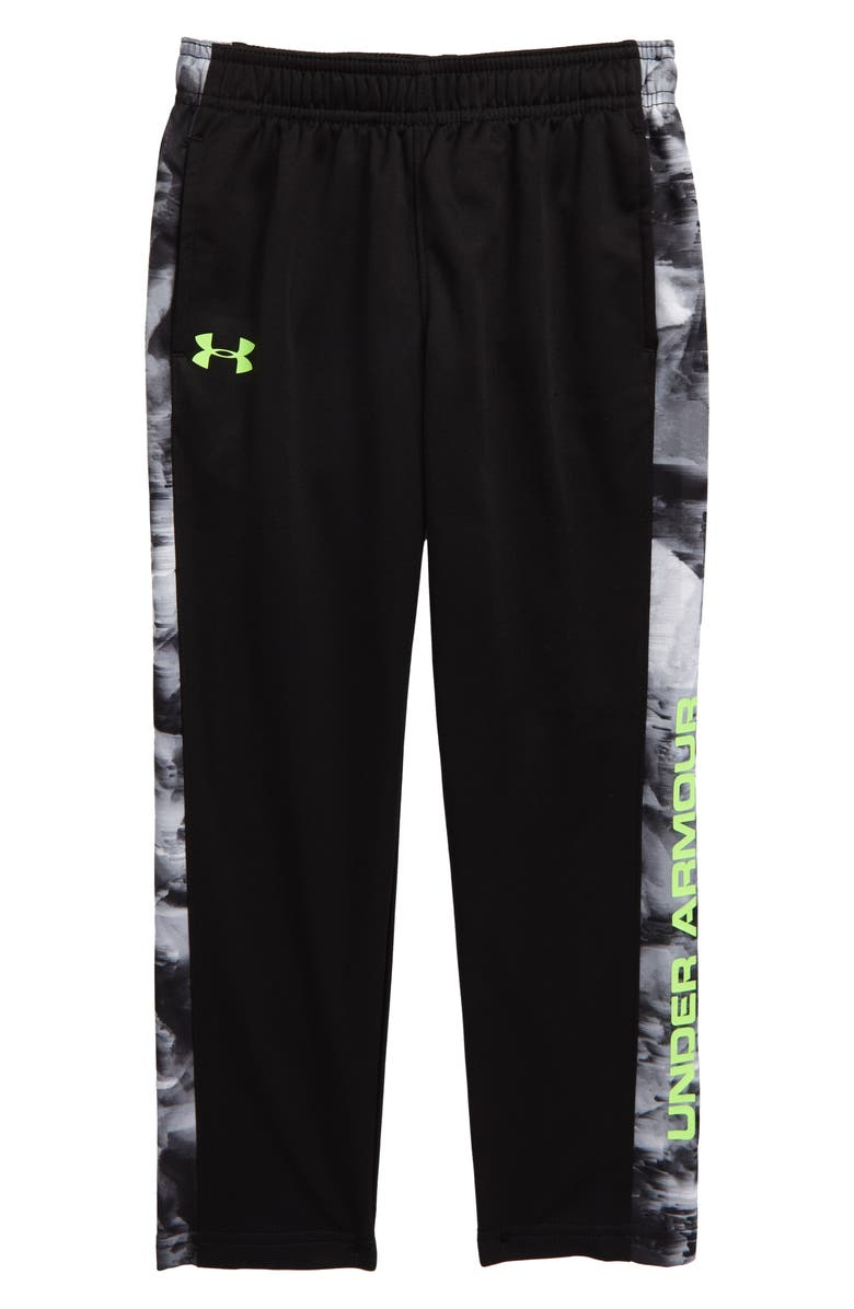 UNDER ARMOUR Stampede Pants, Main, color, 001