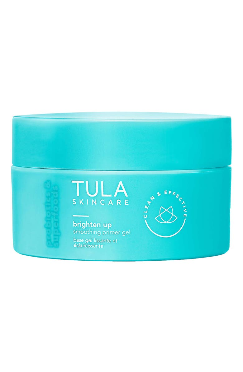 TULA SKINCARE Brighten Up Smoothing Primer Gel, Main, color, No Color