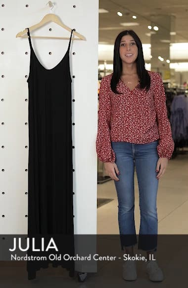 A-Line Maxi Dress, sales video thumbnail