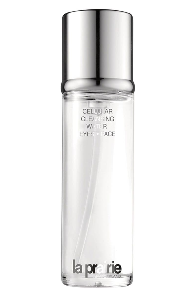 LA PRAIRIE Cellular Cleansing Water for Eyes & Face, Main, color, 000