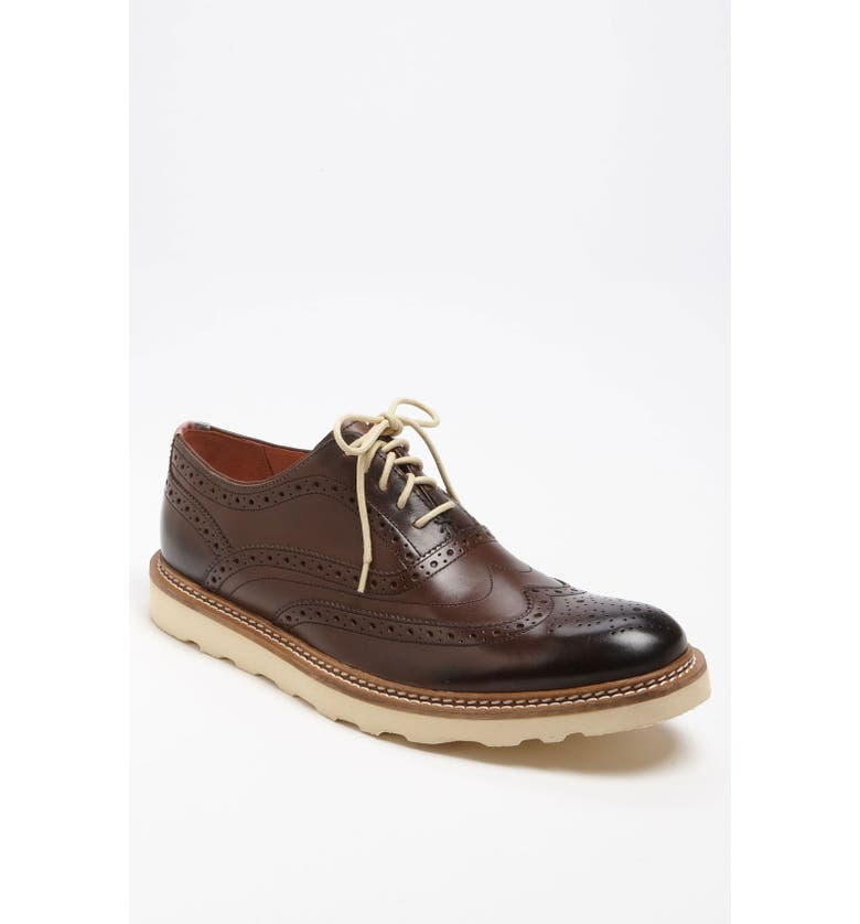 TED BAKER LONDON 'Gonys' Wingtip Oxford, Main, color, 219