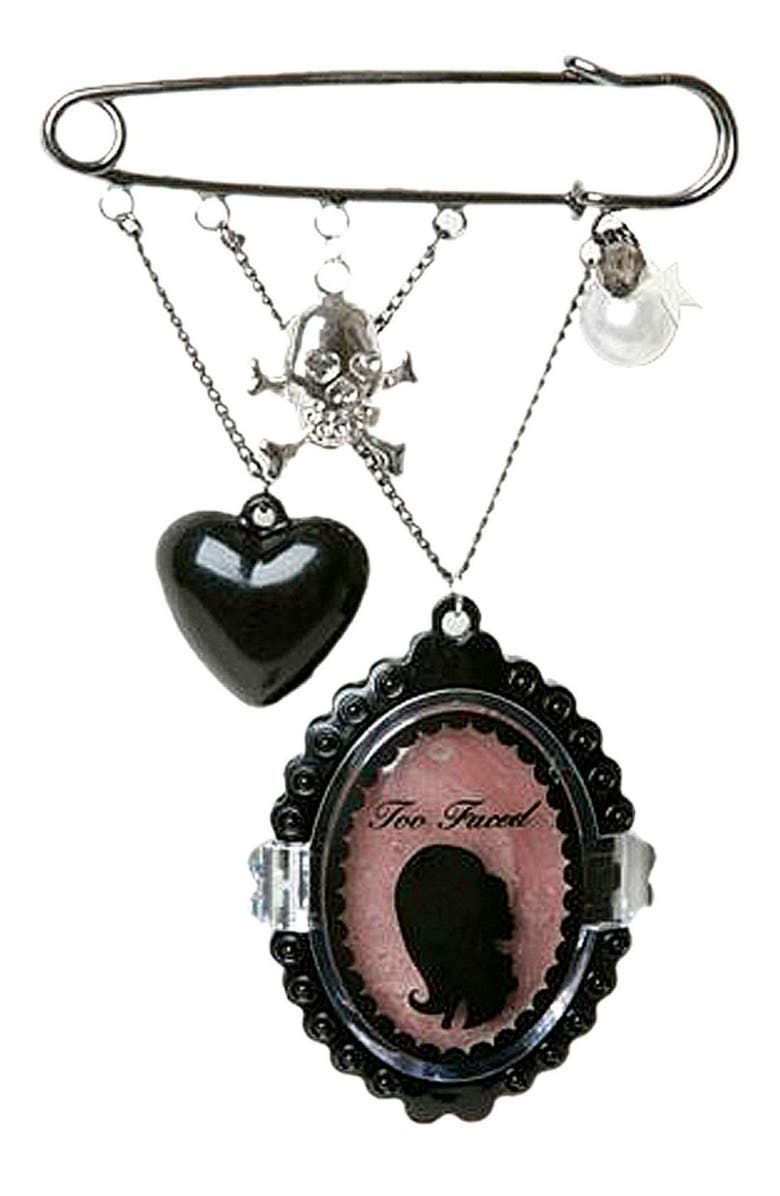 TOO FACED Beauty Brooch, Main, color, 925