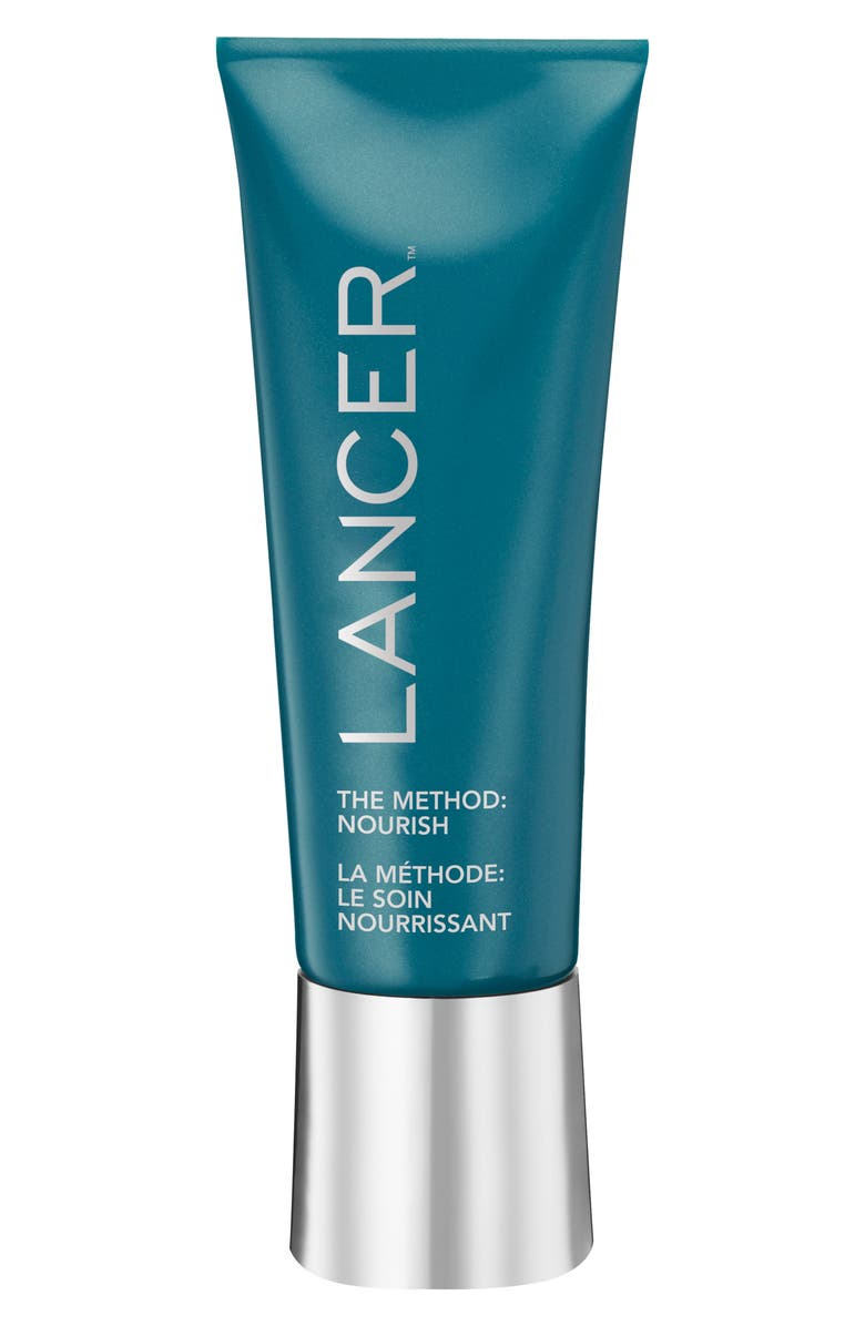 LANCER SKINCARE Jumbo The Method: Nourish Moisturizer for Normal to Combination Skin-$250 Value, Main, color, NO COLOR