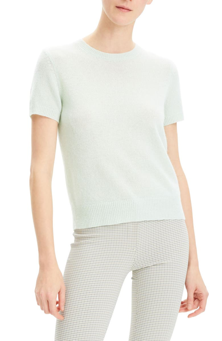 THEORY Featherweight Cashmere Sweater, Main, color, 302