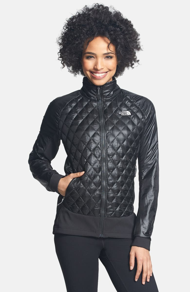 THE NORTH FACE 'ThermoBall<sup>™</sup> Hybrid' Jacket, Main, color, 001