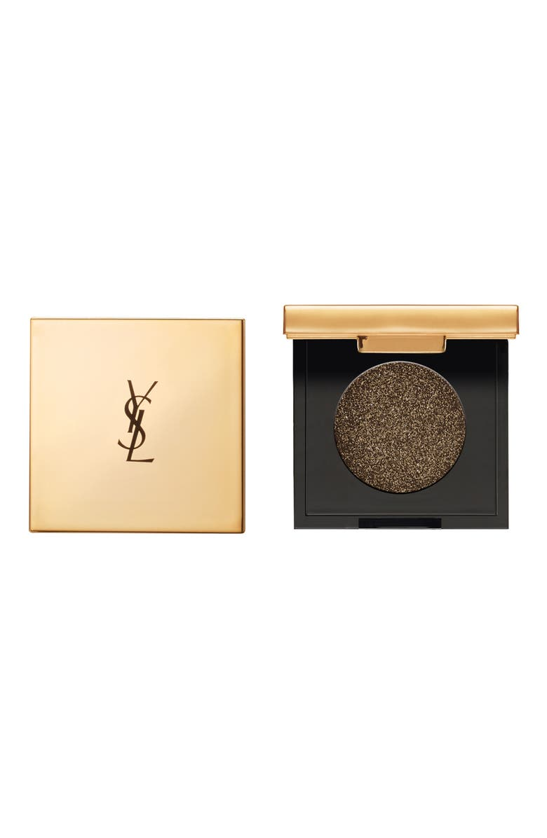 YVES SAINT LAURENT Sequin Crush Mono Eyeshadow, Main, color, 4 EXPLOSIVE BROWN