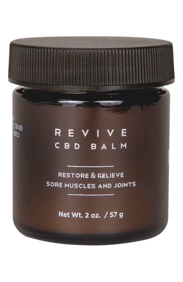 LEEF ORGANICS Revive CBD Balm, Main, color, No Color
