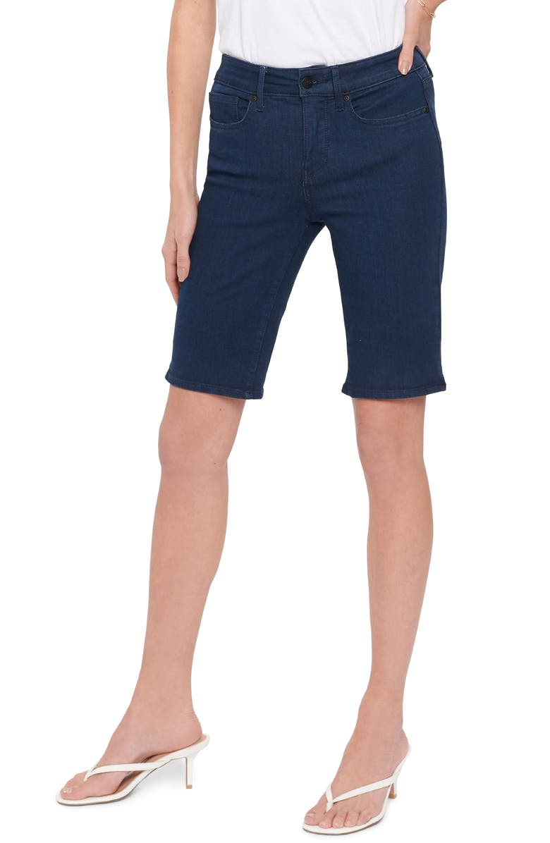 NYDJ The Briella Jean Shorts, Main, color, 408