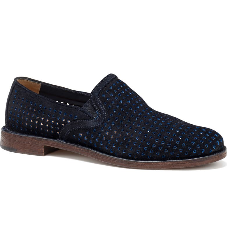 TRASK Ali Perforated Loafer, Main, color, 412