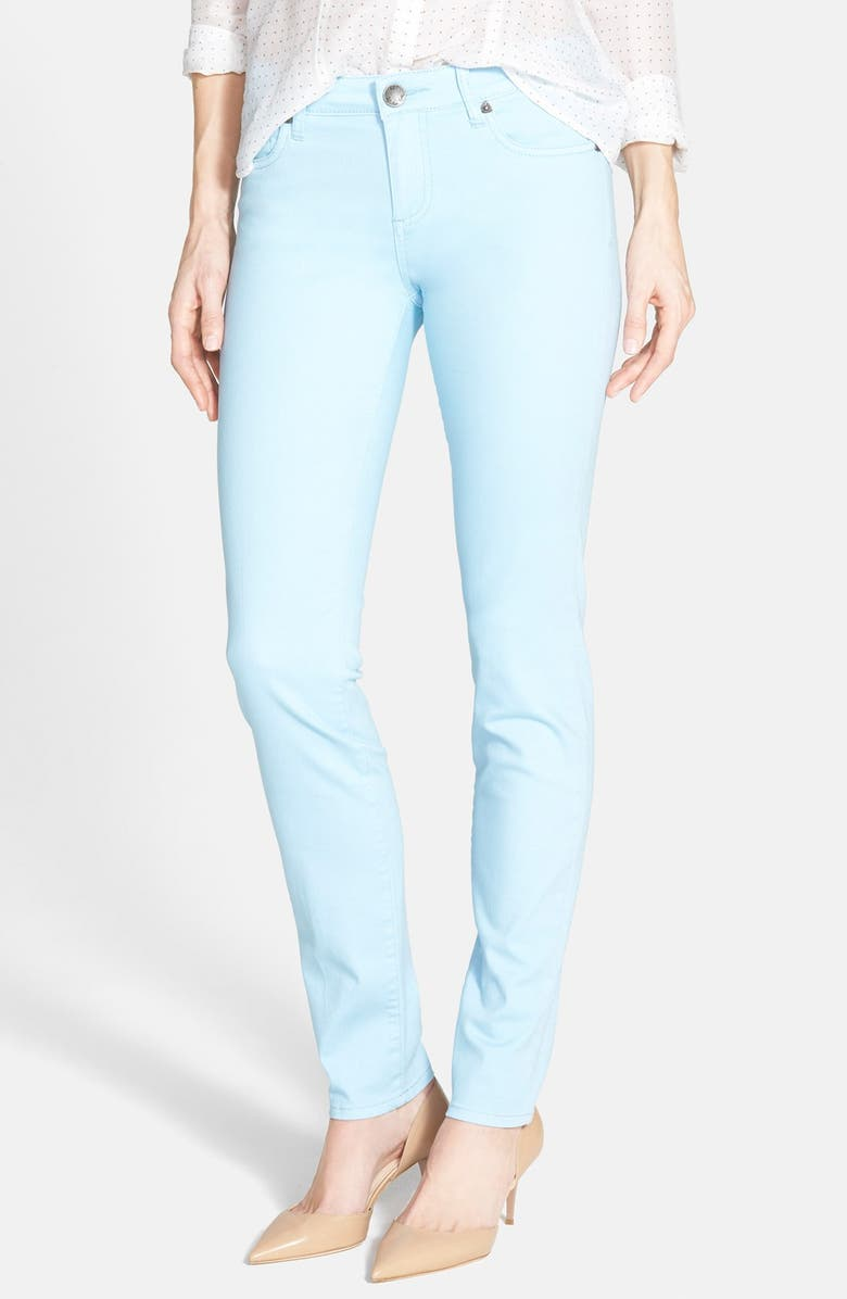 KUT FROM THE KLOTH 'Diana' Colored Stretch Skinny Jeans, Main, color, 450