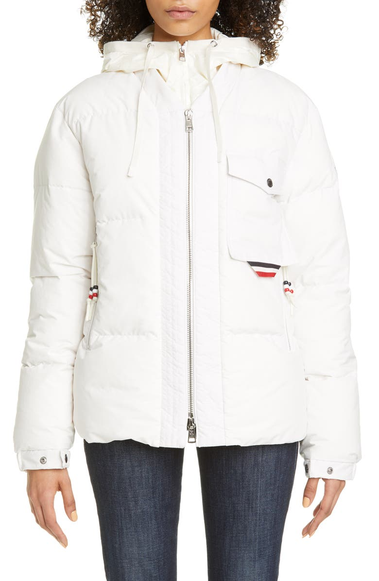 MONCLER GENIUS 2 Moncler 1952 Convertible Hooded Nylon Puffer Coat, Main, color, 279