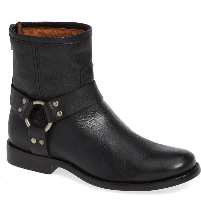 FRYE 'Phillip' Harness Boot, Main, color, 002