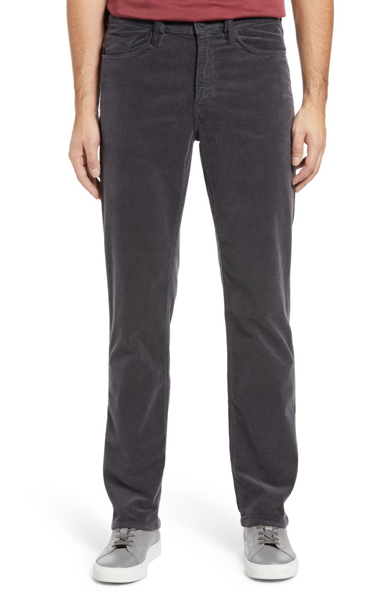 34 HERITAGE Charisma Relaxed Fit Pants, Main, color, IRON CORD