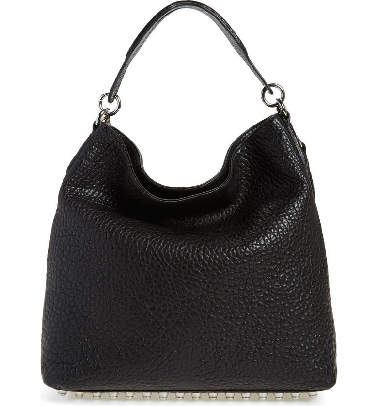 ALEXANDER WANG 'Darcy' Lambskin Leather Tote, Main, color, 001