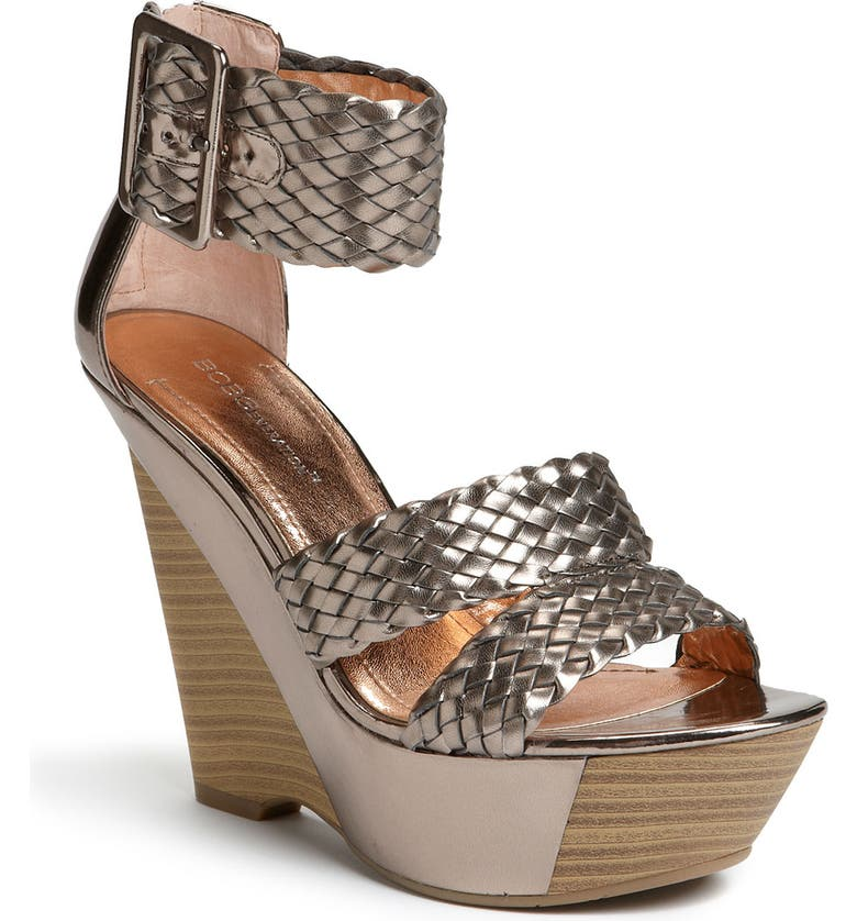BCBGENERATION 'Candiss' Woven Sandal, Main, color, 220