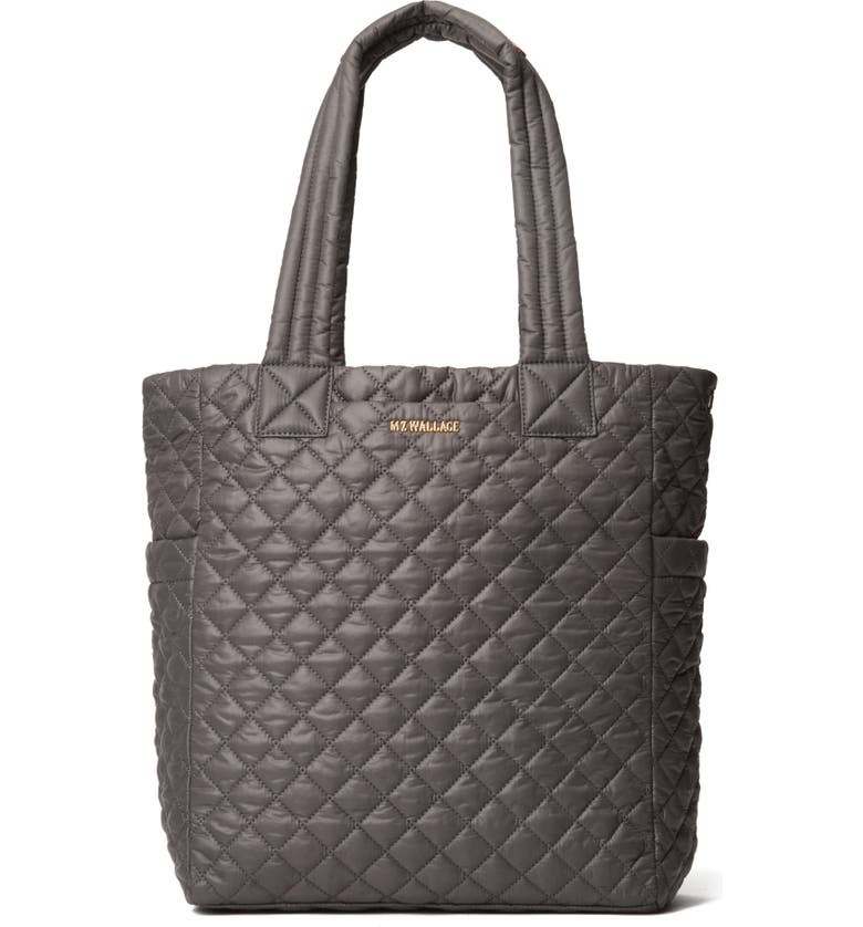 MZ WALLACE Max II Tote, Main, color, MAGNET