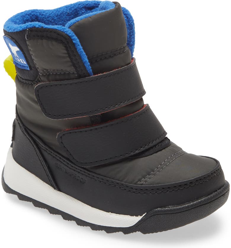 SOREL Whitney<sup>™</sup> II Short Waterproof Insulated Boot, Main, color, 001