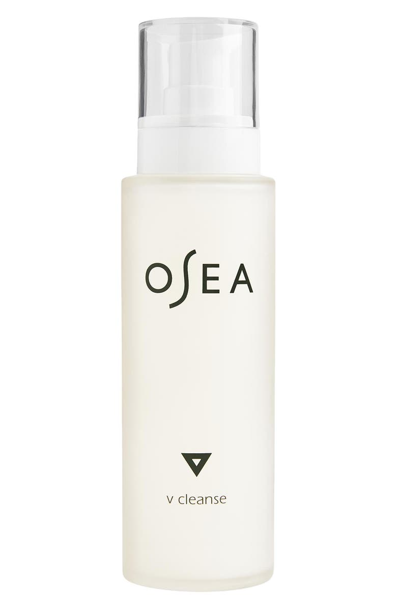OSEA V-Cleanse Hypoallergenic Vulva Cleanser, Main, color, NO COLOR