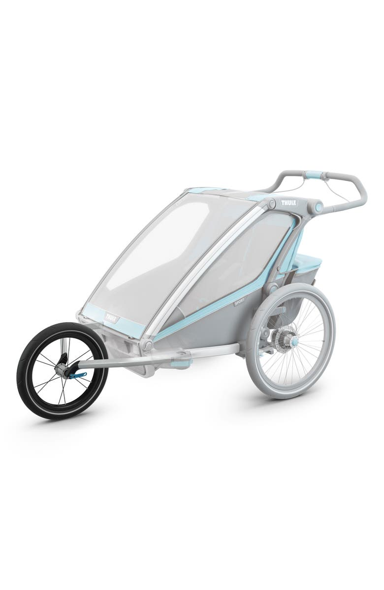 THULE Jogger Conversion Kit for Thule Chariot Double Stroller, Main, color, 002