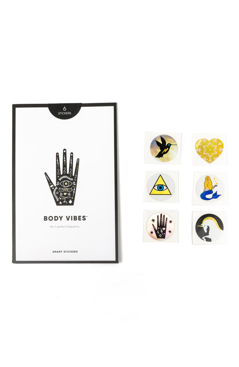 BODY VIBES Sacred 6 Variety Pack, Main, color, 000