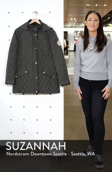 Quilted Coat, sales video thumbnail
