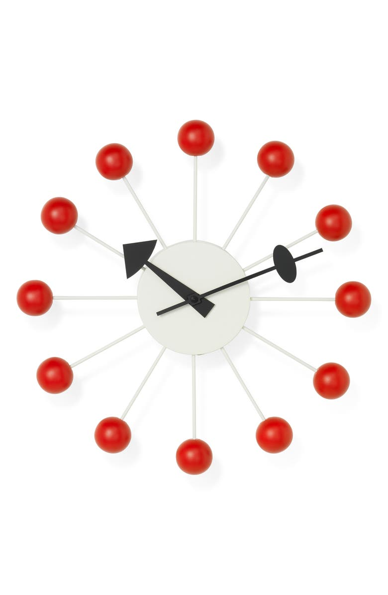 VITRA George Nelson Ball Clock, Main, color, 600