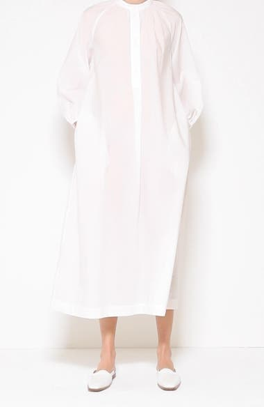 Ebridi Cotton Blend Cover-Up Dress, video thumbnail
