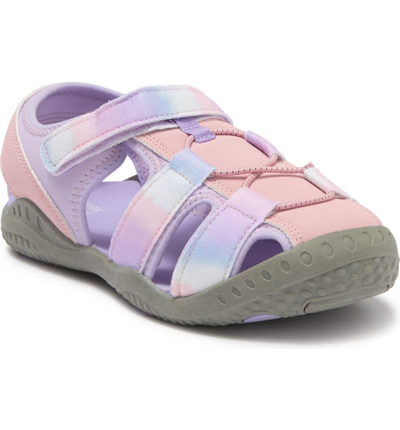 HARPER CANYON Parker Camp Sneaker, Main, color, PINK-LILAC MULTI