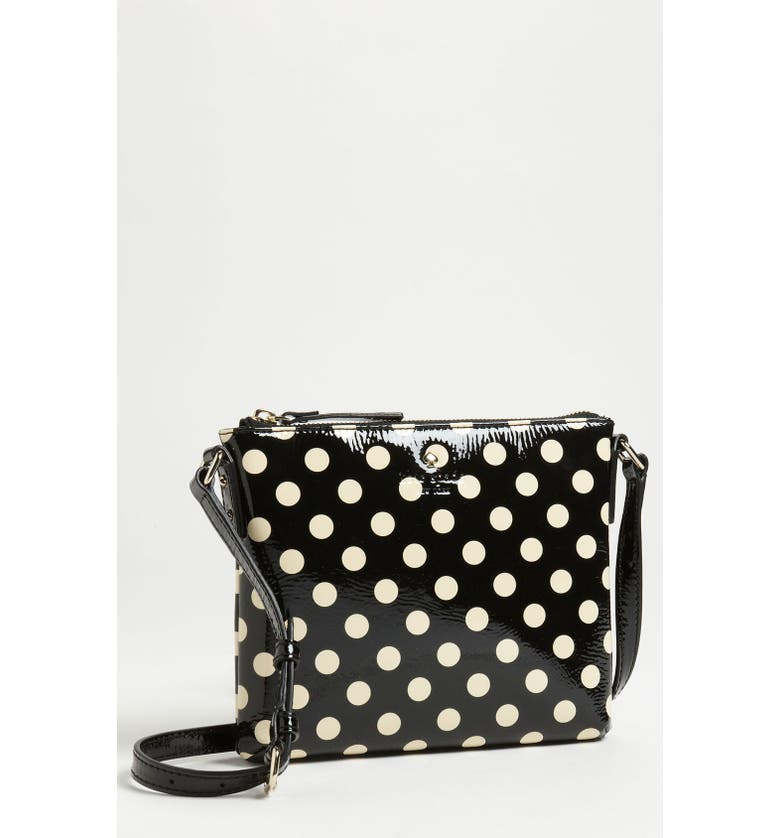 KATE SPADE NEW YORK 'carlisle street - tenley' crossbody bag, Main, color, 001