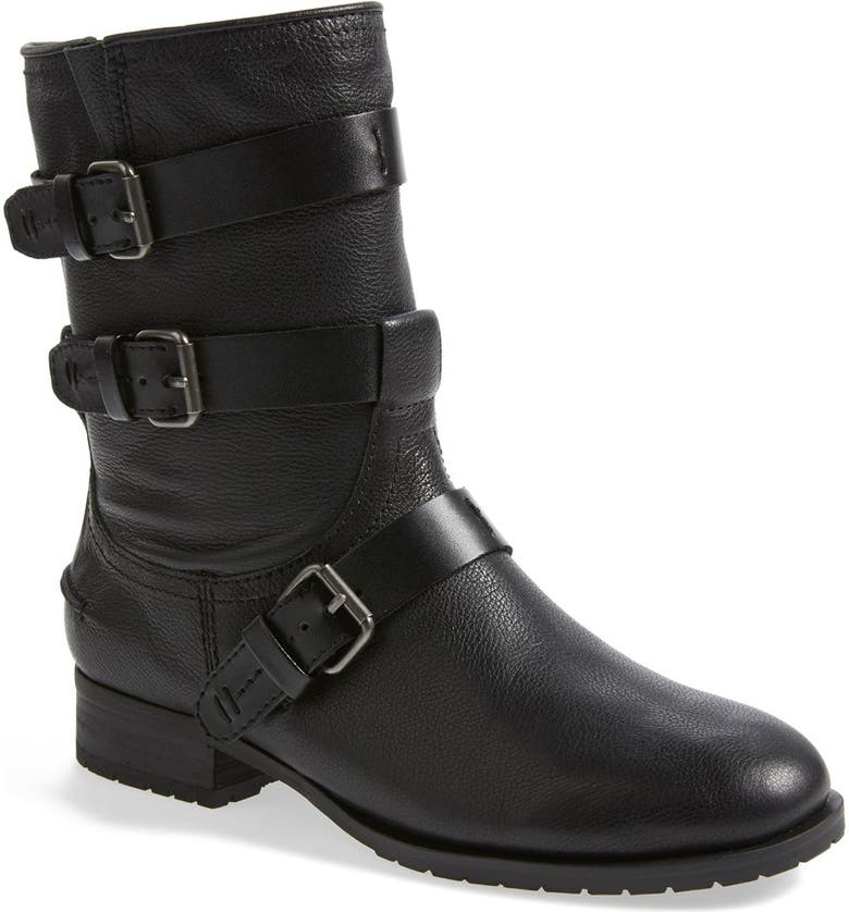 DV BY DOLCE VITA 'Ferin' Buckle Boot, Main, color, 001