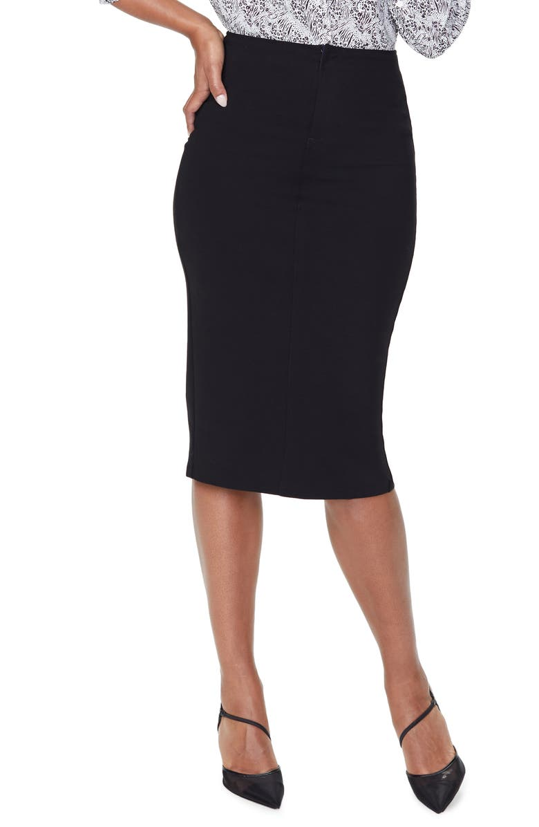 NYDJ Pencil Skirt, Main, color, 001