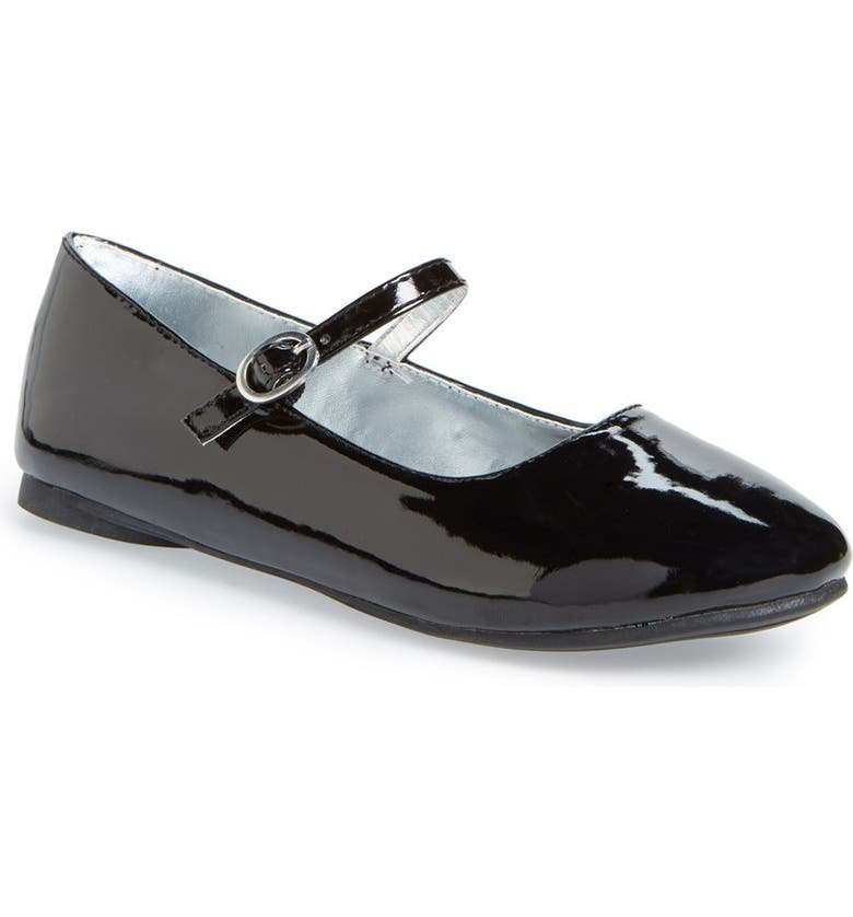 REACTION KENNETH COLE 'Last Tap' Mary Jane, Main, color, BLACK PATENT