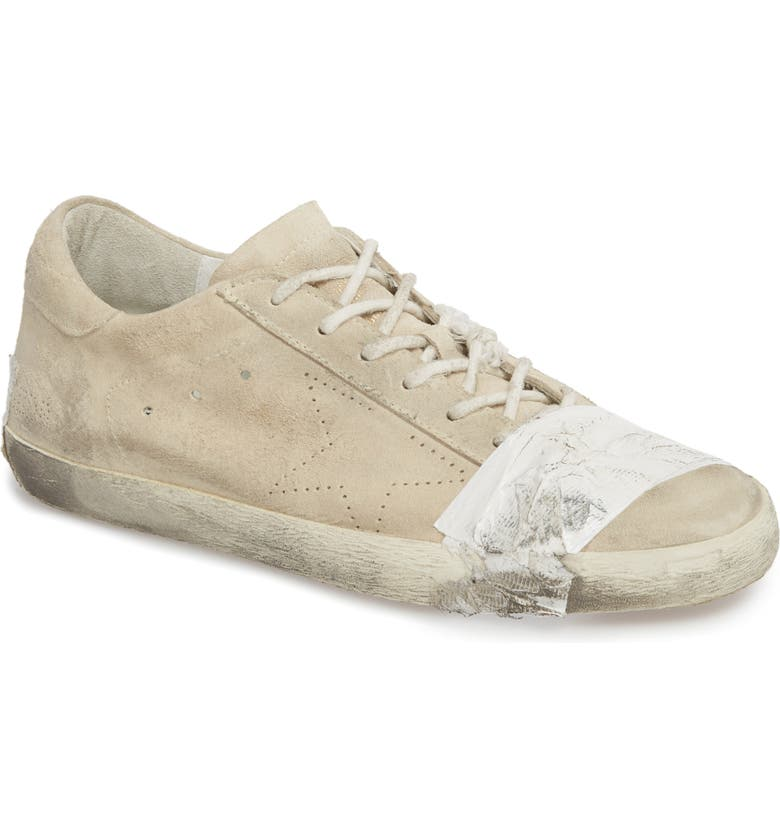 GOLDEN GOOSE Superstar Taped Sneaker, Main, color, 250