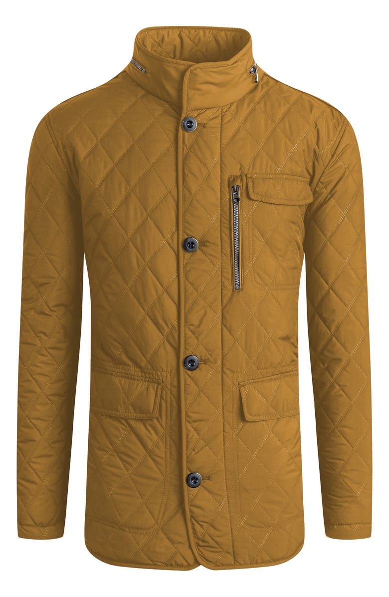 BUGATCHI Quilted Jacket, Main, color, 200