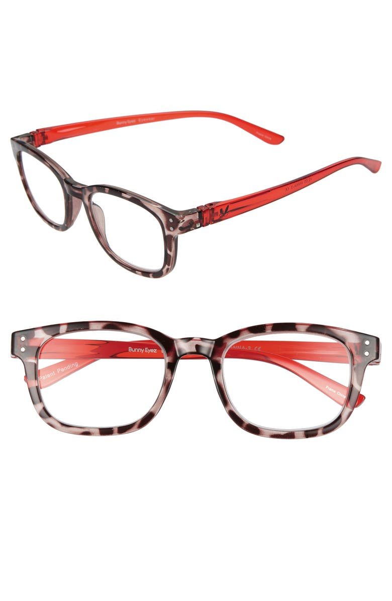 BUNNY EYEZ The Anna 49mm Reading Glasses, Main, color, 001