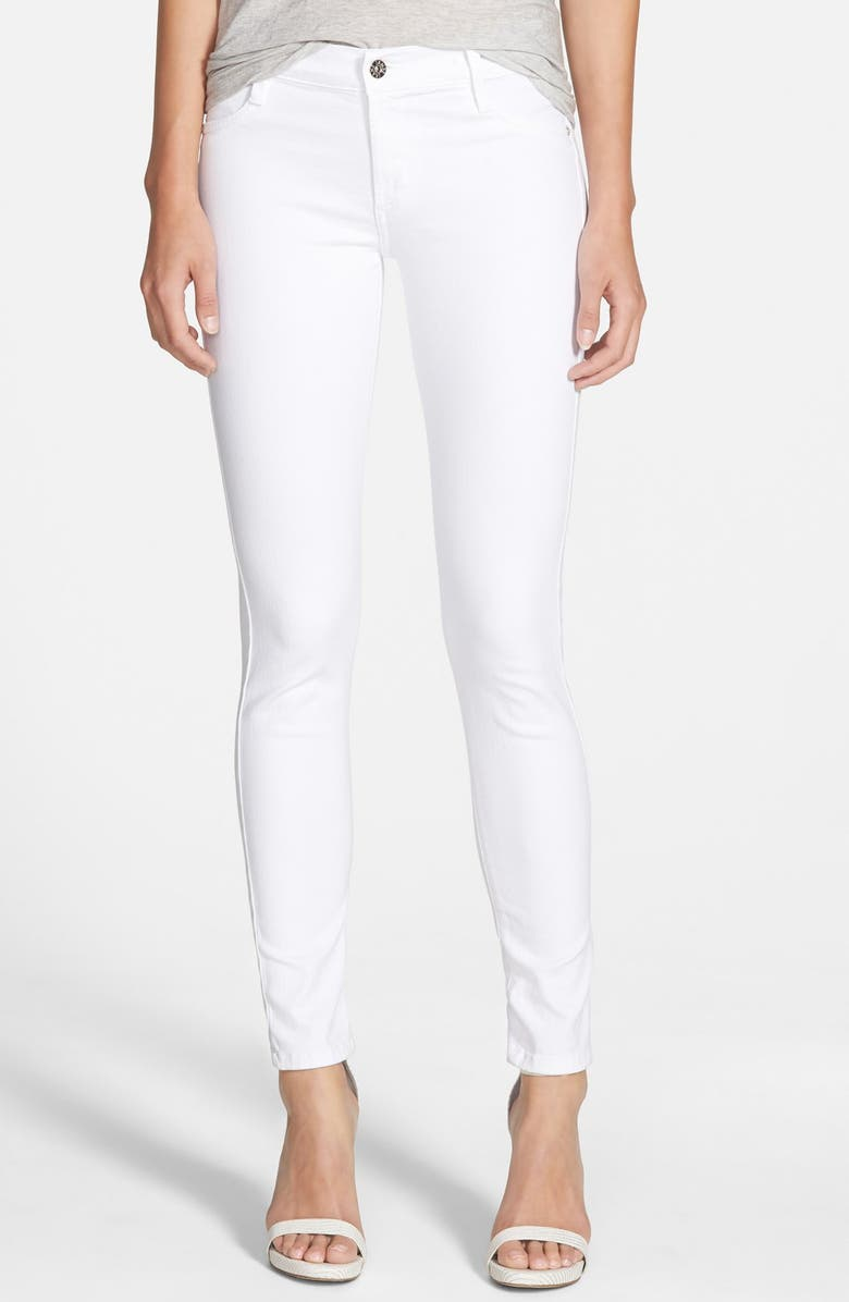 JAMES JEANS 'Twiggy' Skinny Leggings, Main, color, 100