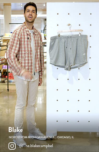 Sportswear French Terry Shorts, sales video thumbnail