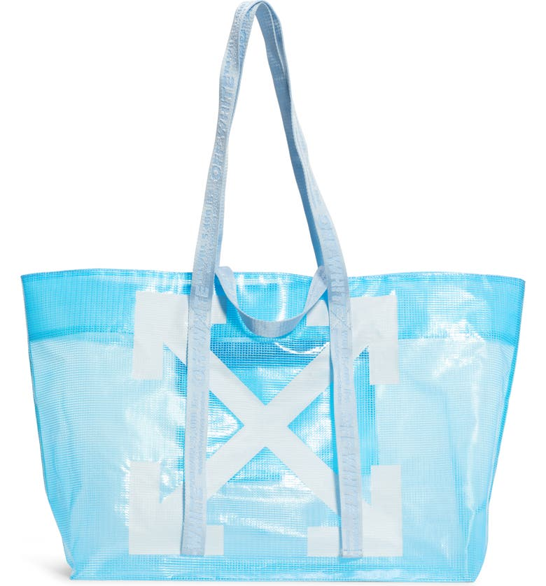 OFF-WHITE Commerical Tote, Main, color, 400